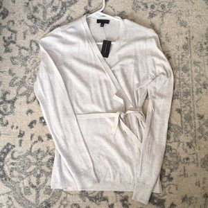 NWT The Limited lightweight wrap sweater